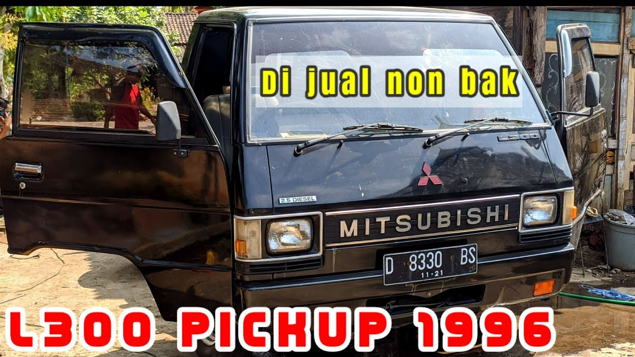 L300 Pickup Tahun 1996 Bekas Box Youtube