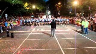 Banda Show Latinpre Duitama Feria de las Flores 2012