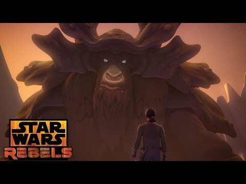 Kanan and The Bendu | Star Wars Rebels | Disney XD