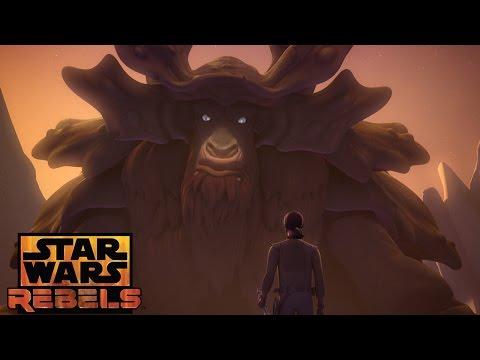 Kanan and The Bendu | Star Wars Rebels | Disney XD
