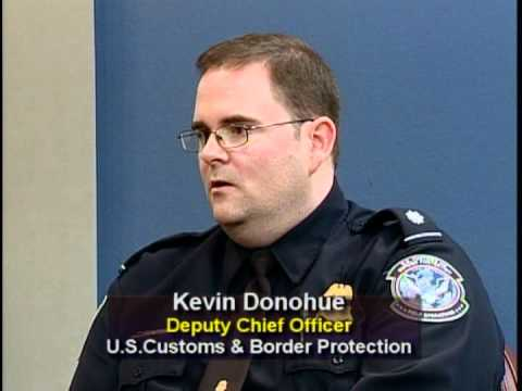 U.S. VISAS AND IMMIGRATION - INTERVIEW WITH CBP (CUSTOMS AND BORDER PROTECTION) Part 2