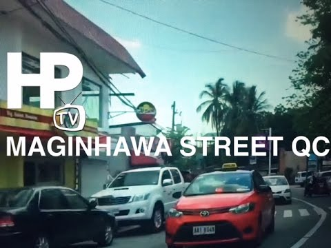 Maginhawa Food Street Quezon City Teachers Village by HourPhilippines.com
