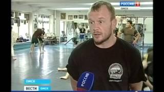 Александр Шлеменко вернулся в Омск (ВЕСТИ-Омск, 08.10.2014)