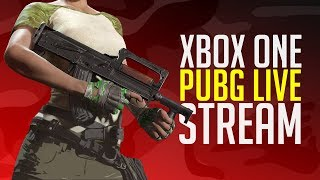 PUBG on Xbox LIVE (Playerunknown's Battlegrounds)