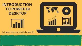 مقدمة Power BI سطح المكتب من صفر إلى بطل