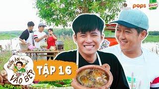 """#16 """"Lỗi"""" tại Gin Tuấn Kiệt, Trường Giang ấm ức trở về với khoang thuyền """"đầy ắp""""   MAPLVB Mùa 2"""