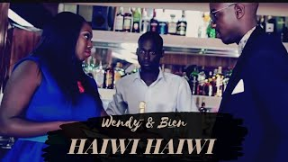 Wendy Kimani ft Bienaime(Sauti Sol) Haiwi Haiwi [Official Video]