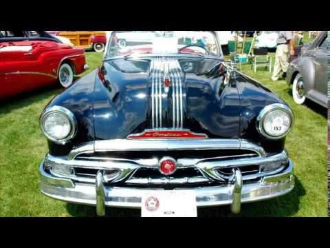 1953 pontiac chieftain  YouTube