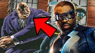 Main Villain Explained! Black Lightning Pilot Trailer Breakdown