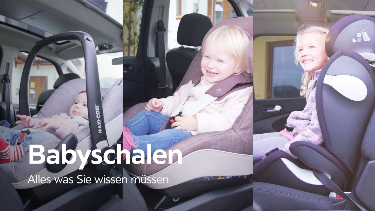 babyschale kindersitz im auto befestigen und ausw hlen. Black Bedroom Furniture Sets. Home Design Ideas