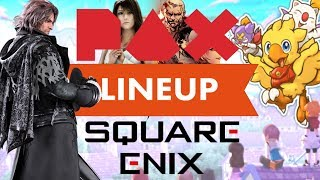 2019 PAX East Lineup: What To Expect From Square Enix? | Final Fantasy, PS5 & PSX Rumours Too!