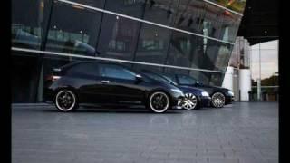 Fotoshooting A4 B8 Passat 3B Civic Type R Audi Forum NSU(Fotoshooting in Neckarsulm am Audi Forum. - Audi A4 B8 2.0TFSI quattro - Volkswagen Passat 3B 1.8 - Honda Civic Type R FN2., 2009-07-18T13:35:41.000Z)