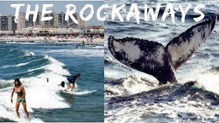 THE ROCKAWAYS PART 1 | Rockaway Beach NYC | Whale Watching NYC | Rockaway Beach Summer Fun