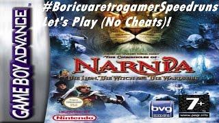 Chronicles Of Narnia Speedrun (GBA) (No Cheats)