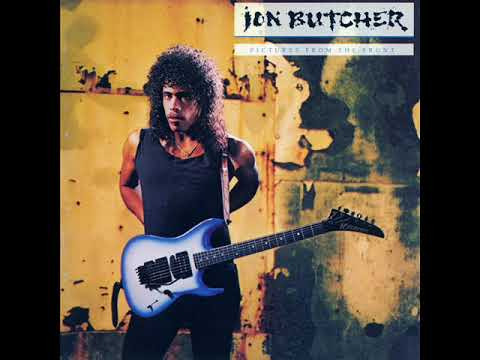 JON BUTCHER -Pictures From The Front(Full Album)