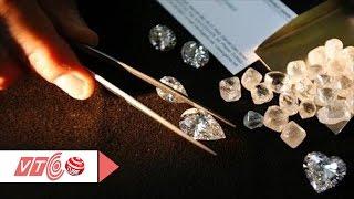Người Nhật ồ ạt mang kim cương đi bán | VTC