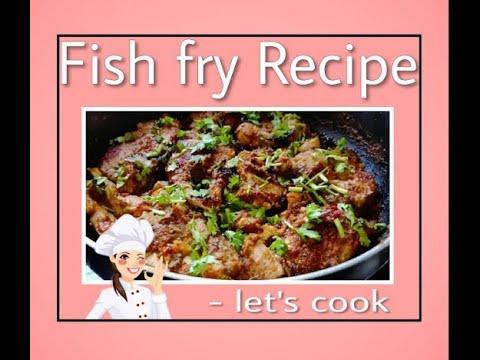 Fish Fry Recipe