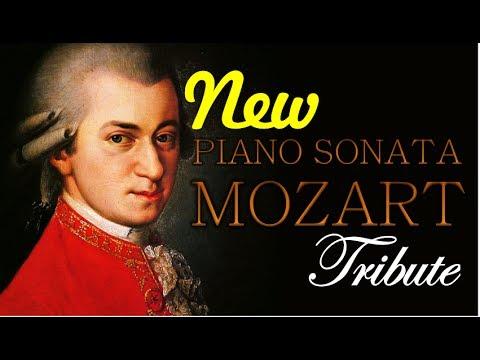Piano Sonata No6 Tribute To Mozart New Cassical  - Júlio Hatchwell