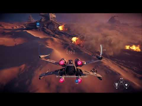 ASTUCE SUCCÈS #1 X-WING CONTRE CHASSEUR TIE | STAR WARS BATTLEFRONT II