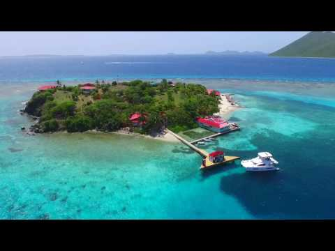 Cruise the British Virgin Islands on a Power Catamaran from The Moorings