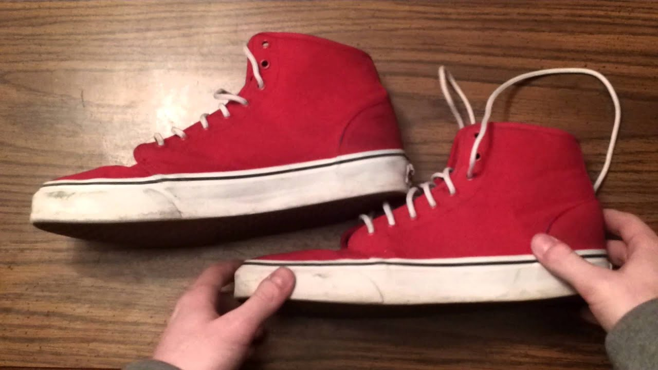 c79f80c2a8 Vans 106 High Tops Review - YouTube