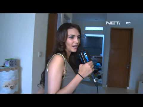 Entertainment News - Nyamannya rumah penyanyi Alexa Key