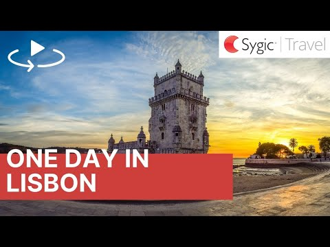 One day in Lisbon 360° Travel Guide