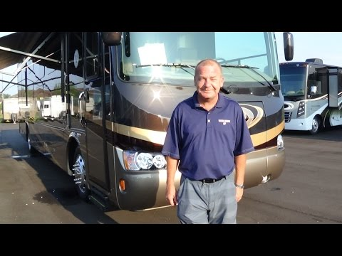 2016 Forest River Berkshire 38 A Diesel Motor Home With The RV Whisperer at Total Value RV