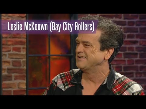 Les McKeown on the Bay City Rollers and the trappings of fame | The Late Late Show | RTÉ One