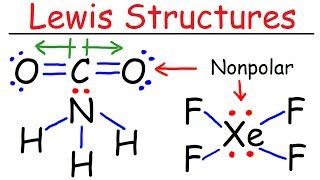 Lewis Structures, Introduction, Formal Charge, Molecular Geometry, Resonance, Polar or Nonpolar
