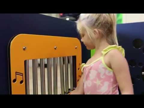 Smart Play®: Motion - Museo de los niños en Memphis - Microarquitectura
