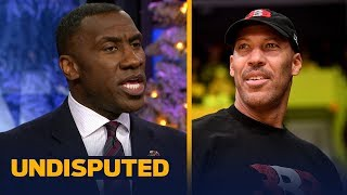 Skip and Shannon on the odds LaVar Ball's basketball league will be a success | UNDISPUTED