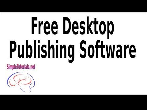 Free Desktop Publishing