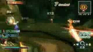 Dynasty Warriors Strikeforce Gameplay