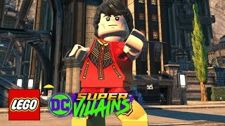 LEGO DC Super-Villains - How To Make Shang-Chi!