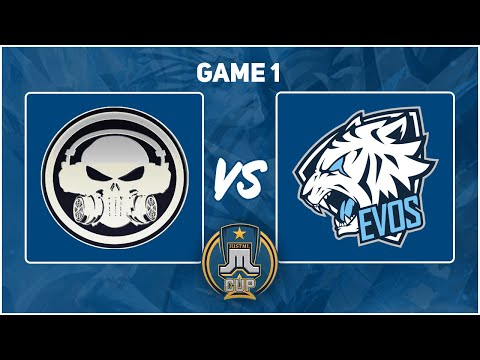 Just ML Cup Day 9 Execration vs Evos PH Game 2 (BO3) | Just ML Mobile Legends