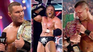 8 veces que un título cambió de manos varias veces en la misma noche: WWE List This!