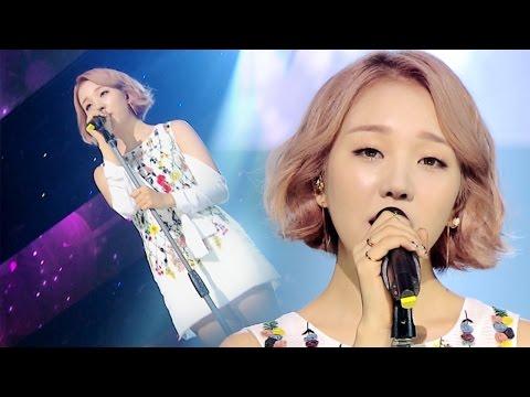 《EMOTIONAL》 Baek A Yeon(백아연) - SO SO(쏘쏘) @인기가요 Inkigayo 20160612