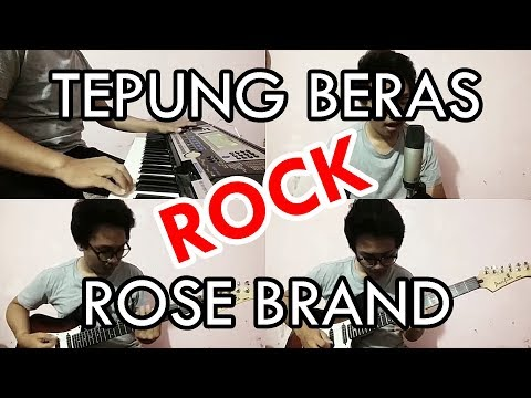 Tepung Beras Rose Brand (Rock Cover) by Mario Arnoldi