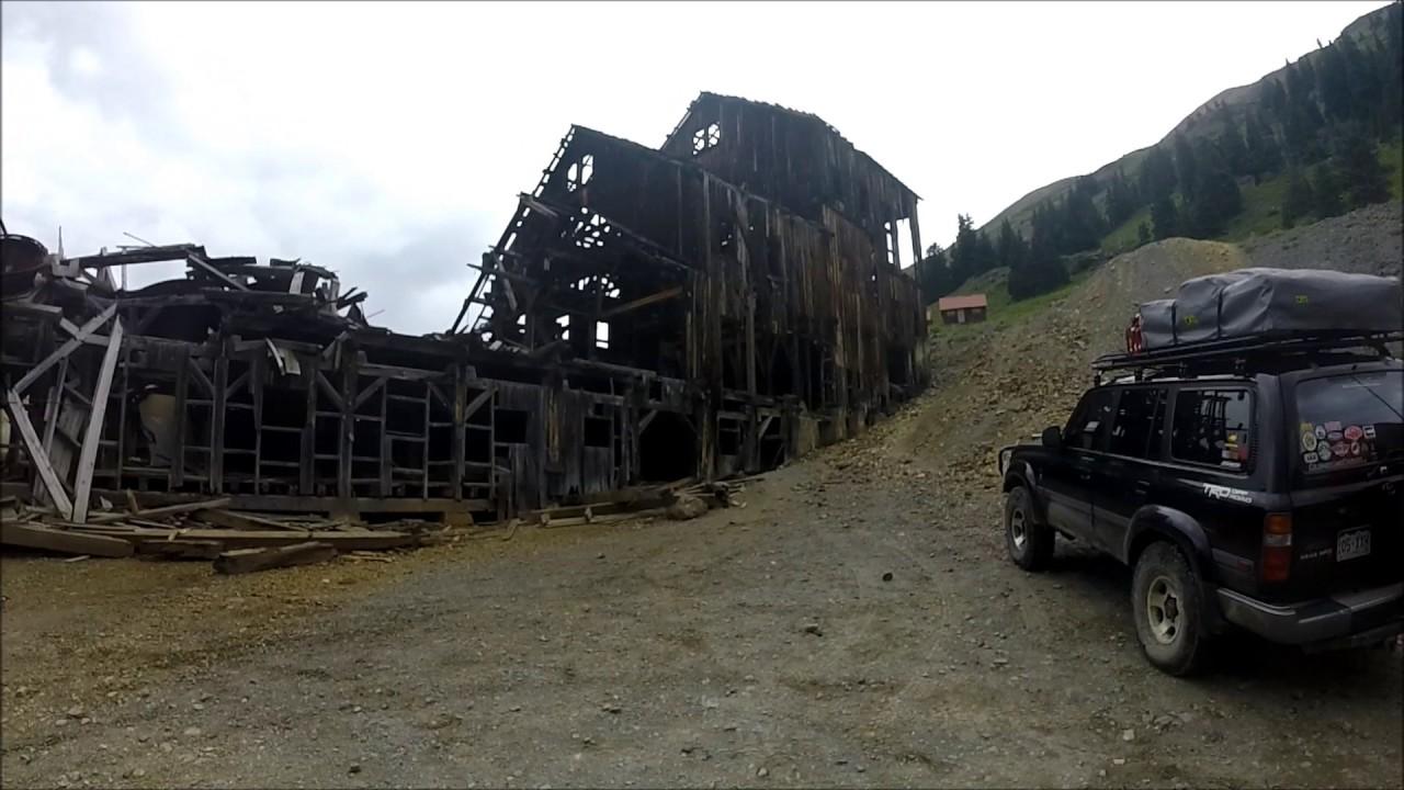 2c1c90bf5f7 California Pass - Silverton, Colorado - YouTube