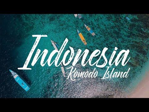 NEARLY LOST MY DRONE || KOMODO ISLAND TOUR, INDONESIA