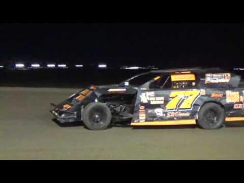 Salina Speedway M&H Motors IMCA Northern SportMods *A Feature* 7-28-17