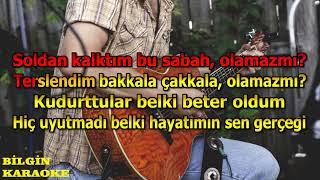 Sıla ft.Kenan Doğulu - Dan Sonra (Karaoke) Türkçe