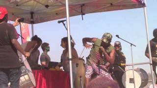 Corsair At Holi Festival 2015