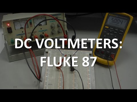 dc-voltmeters:-fluke-87-(part-2-of-2)