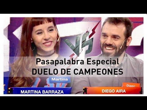 Pasapalabra - Programa 19/09/18 - Especial Duelo De Campeones