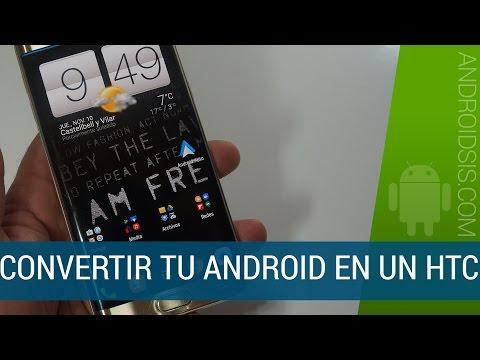 Cómo convertir tu Android en un HTC instalando HTC Sense 7 y todas las apps nativas de HTC
