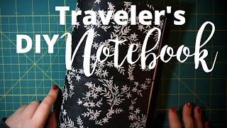 DIY Traveler's Notebook PART 1