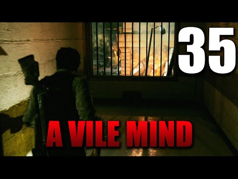 [35] A Vile Mind (Let's Play The Evil Within PC w/ GaLm)