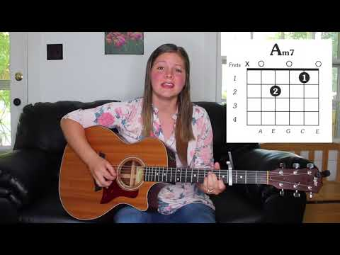 YOU SAY - LAUREN DAIGLE | ACOUSTIC GUITAR COVER | GUITAR CHORD TUTORIAL
